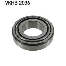 Köp och ersätt Hjullager SKF VKHB 2036