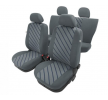 5-9106-240-6012K Huse scaune cantitate: 1, fata si spate, gri, poliester, Unitate de calitate: set from KEGEL la prețuri mici - cumpărați acum!