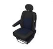 5-9311-199-4031 Huse scaune cantitate: 1, fata, albastru/negru, PU (poliuretan), poliester, Unitate de calitate: set from KEGEL la prețuri mici - cumpărați acum!