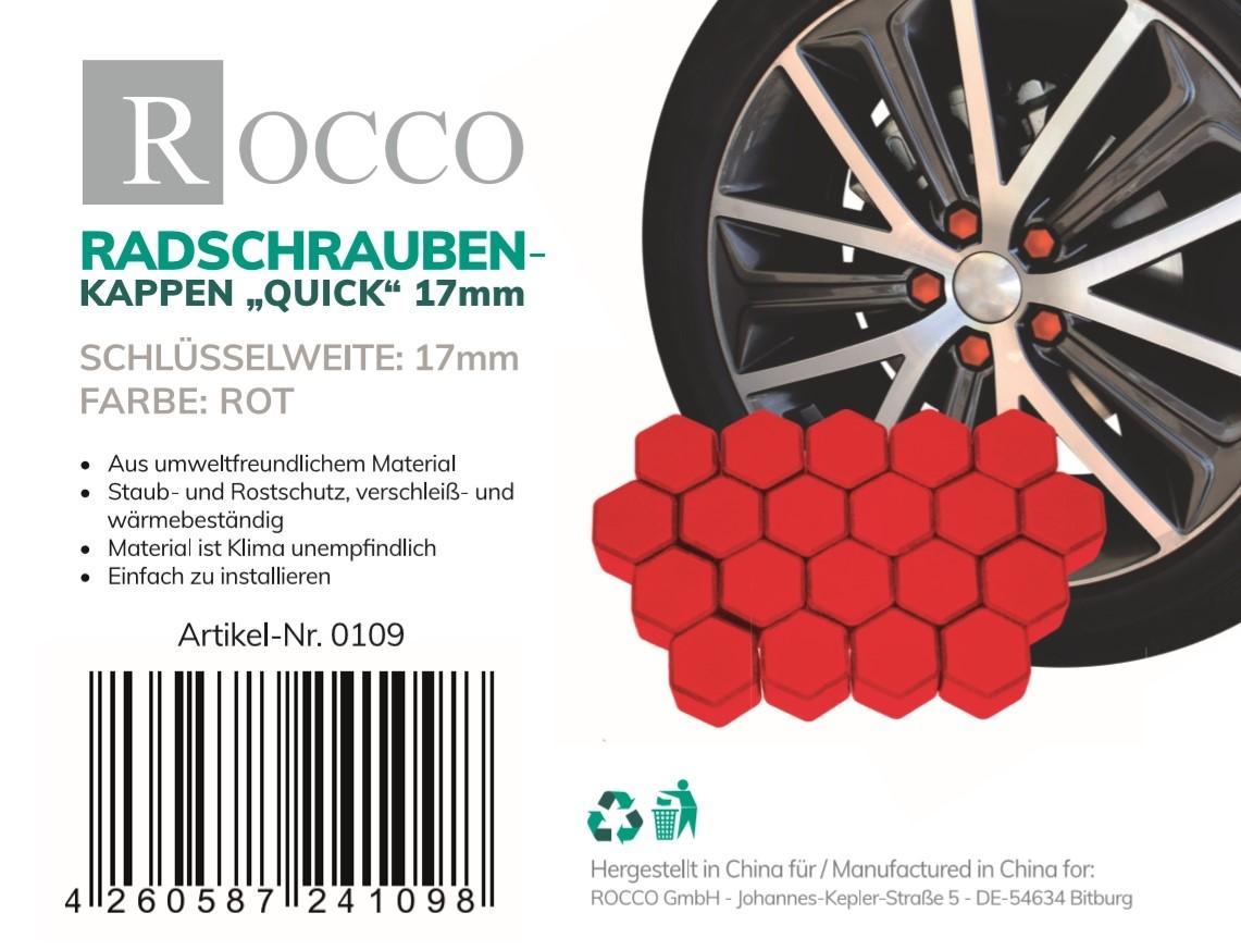 OE Original Radschraubensatz 0109 ROCCO