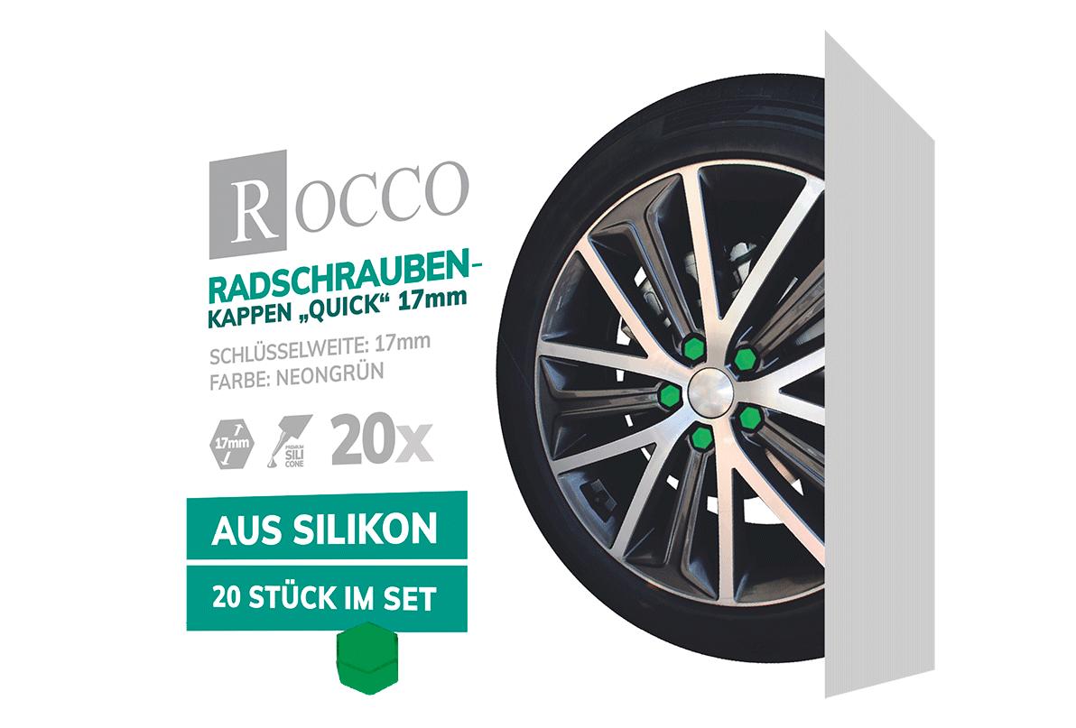 OE Original Radbolzen & Radmuttern 0111 ROCCO
