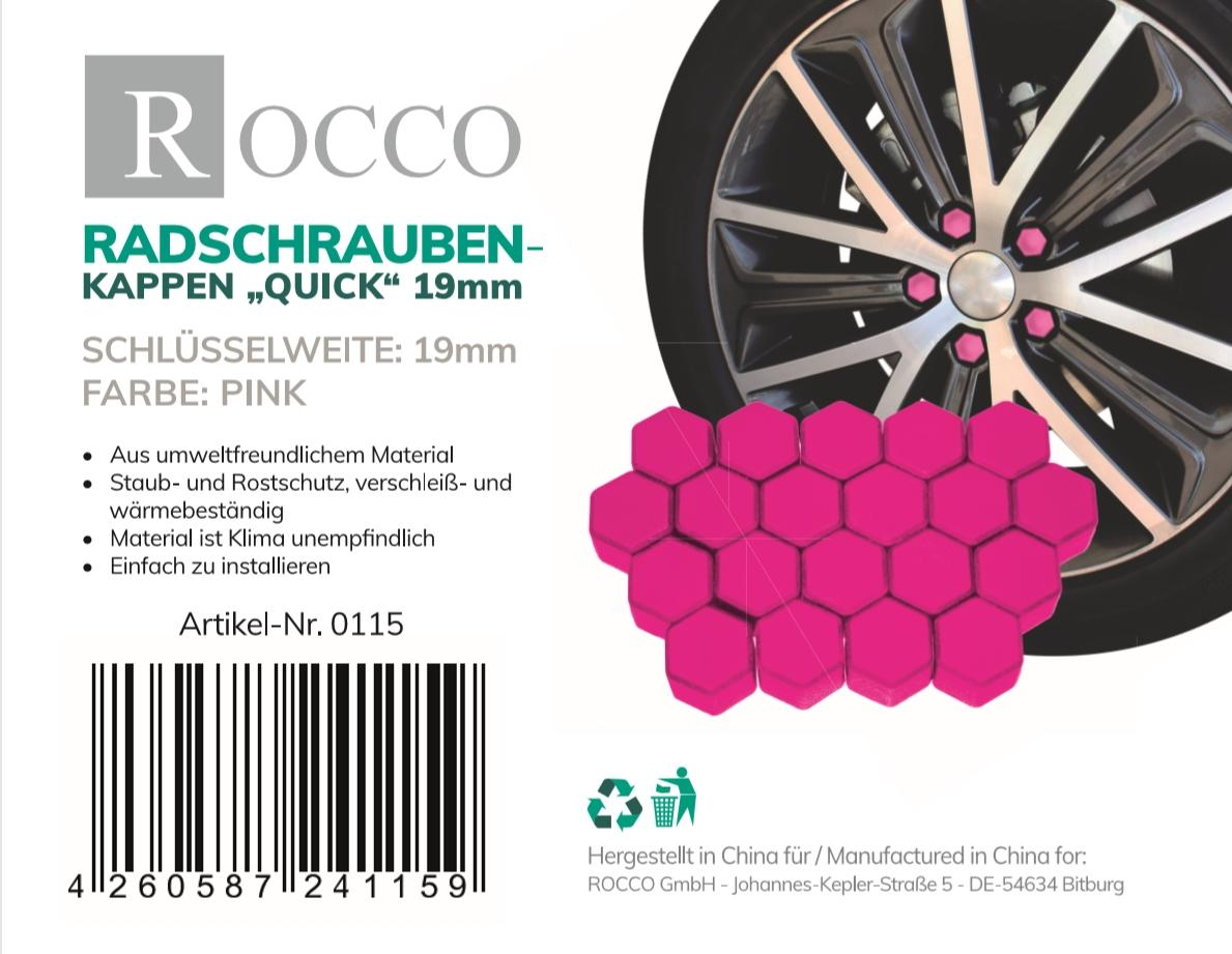 OE Original Radschrauben 0115 ROCCO