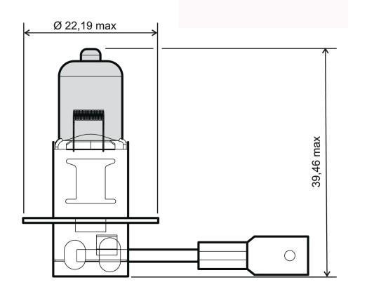 24 651 0045 RMS H3 12V 55W Glühlampe, Fernscheinwerfer 24 651 0045 günstig kaufen