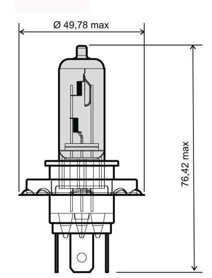 246510050 Glühlampe, Fernscheinwerfer RMS 24 651 0050 - Große Auswahl - stark reduziert