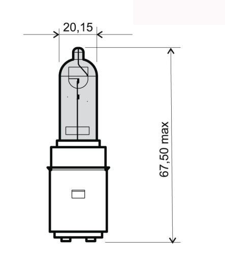 24 651 0355 RMS 12V 35/35W BA20d Glühlampe, Fernscheinwerfer 24 651 0355 günstig kaufen