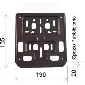 14 270 0010 RMS Licence Plate Holder 14 270 0010 cheap