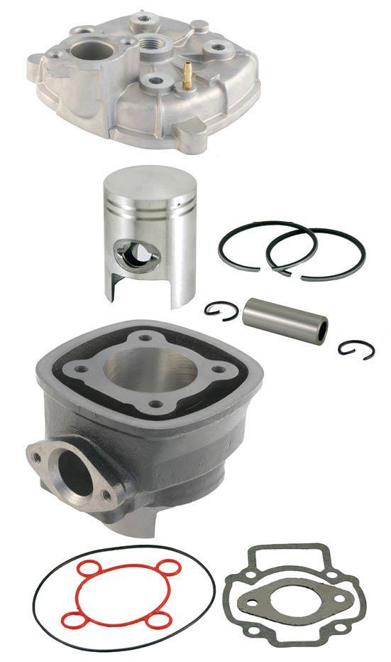 Sylindersats, motor 10 008 0560 till rabatterat pris — köp nu!