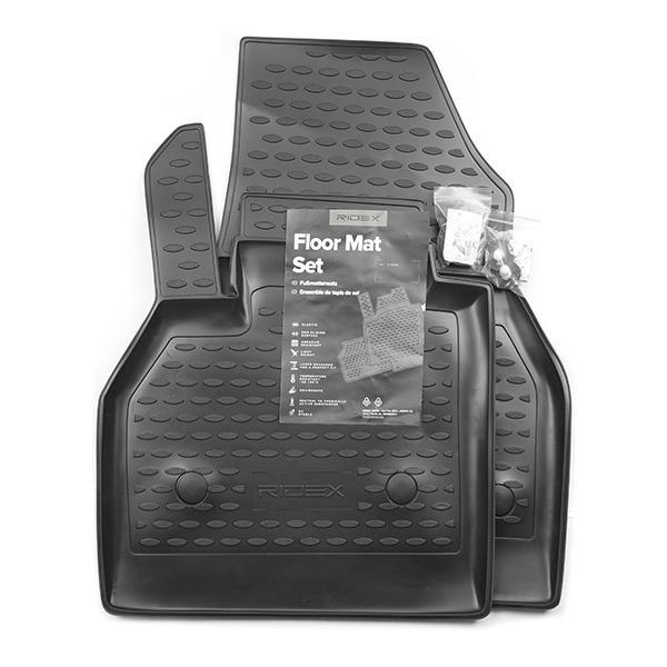 OE Original Passgenaue Fußmatten 215A0029 RIDEX