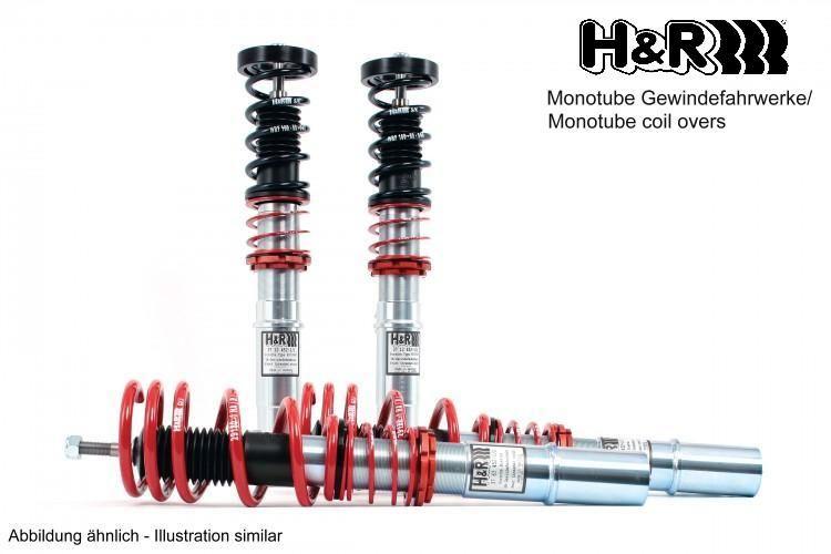 H&R: Original Fahrwerkssatz, Federn / Dämpfer 29197-2 ()