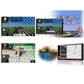 NX807E Multimediamottagare CLARION - Billiga märkesvaror