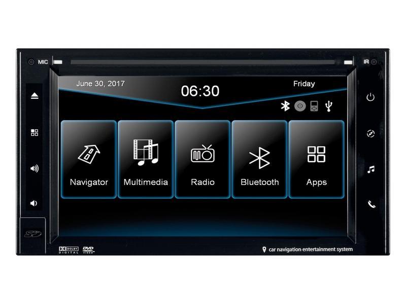 VN630W ESX 6.2in, 2 DIN, 4x50W Pantalla para coche VN630W a buen precio