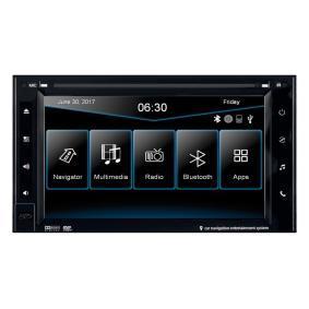 VN630W ESX 800х480, USB, AUX in, Android mirorring, med fjärrkontroll, 6.2tum, 2 DIN, Made for iPod/iPhone, Android, 4x50W Bluetooth: Ja Multimediamottagare VN630W köp lågt pris