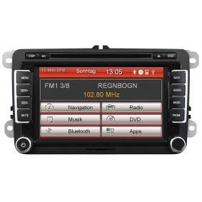 VN720VW ESX 800х480, mit Fernbedienung, USB, AUX in, Android mirorring, 7Zoll, 2 DIN, Made for iPod/iPhone, Android, 4x50W Bluetooth: Ja Multimedia-Empfänger VN720VW günstig kaufen
