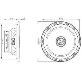 MS6X Lautsprecher HELIX MS 6X - Große Auswahl - stark reduziert