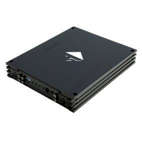 Купете B ONE HELIX 10-250херц, Low(35-250)херц, Subsonic(15-50)херц, (1 Ohm) 1x950/1900ват, (2 Ohm) 1x600/1200ват, (4 Ohm) 1x350/700ват, Bassboost 0 - 18dB, (45 Hz) Аудио-усилвател B ONE евтино