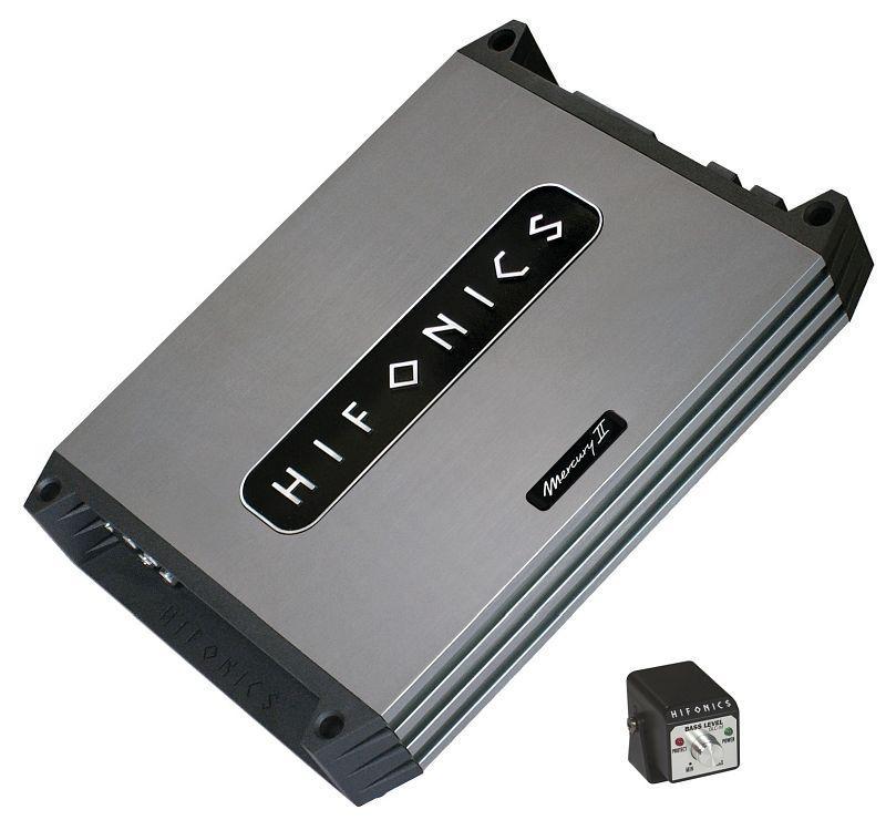 HIFONICS | Audioförstärkare Mercury II
