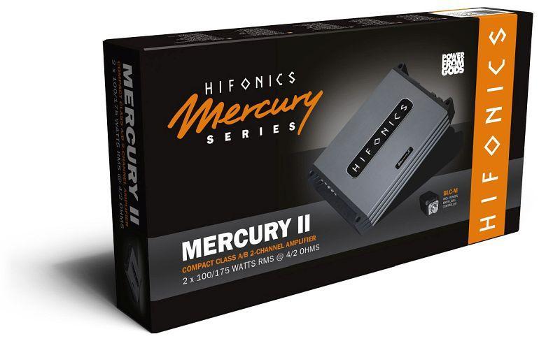 MercuryII Audioförstärkare HIFONICS Mercury II Stor urvalssektion — enorma rabatter
