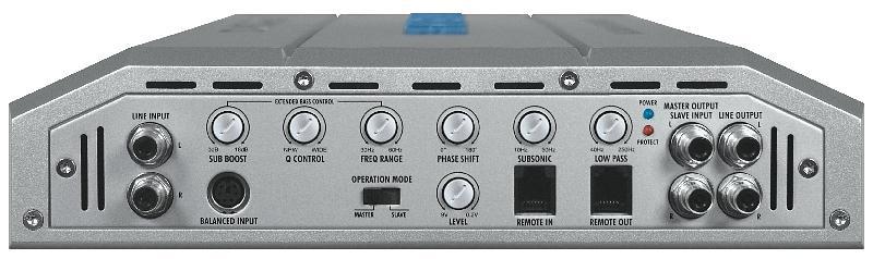HIFONICS   Audioförstärkare HerculesX4