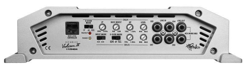 HIFONICS   Audioförstärkare VXI9404