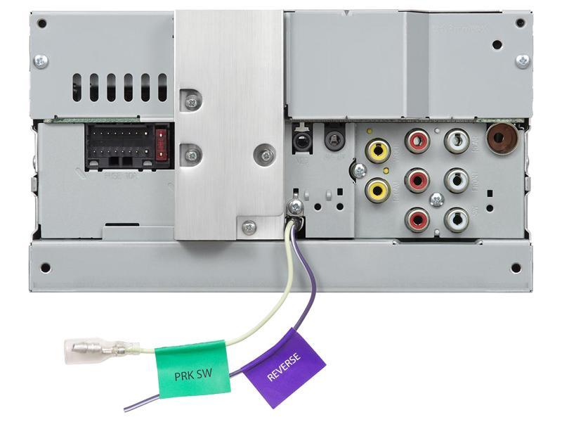 KWV250BT Moniceiver JVC KW-V250BT - Große Auswahl - stark reduziert
