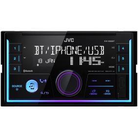 KW-X830BT JVC Made for iPhone/iPod, 2 DIN, Kopplingar/Kontakter: USB, Kopplingar/Kontakter: AUX in, MP3, WMA, WAV, AAC, FLAC Effekt: 50x4W Stereoanläggning KW-X830BT köp lågt pris