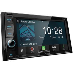 DNR4190DABS KENWOOD 800х480, AV, AUX in, RCA, HDMI, USB, 6.2tum, 2 DIN, DAB/DAB+, Spotify, Bluetooth, Apple CarPlay, Made for iPod/iPhone, 50x4W TFT, Bluetooth: Ja Multimediamottagare DNR4190DABS köp lågt pris