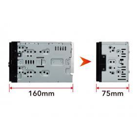 DMX125DAB Multimediamottagare KENWOOD - Upplev rabatterade priser