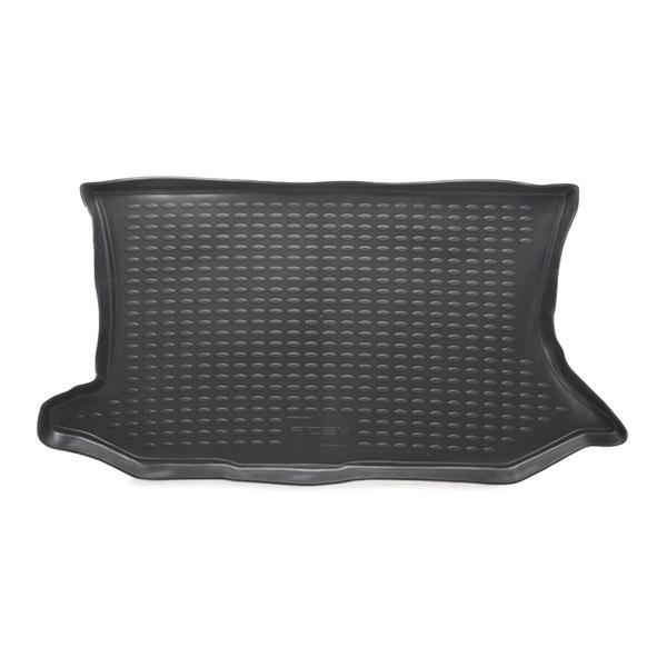 4731A0014 Alfombras para maletero Maletero, negro, Caucho de RIDEX a precios bajos - ¡compre ahora!