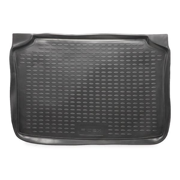 4731A0015 Dywanik bagażnika Bagażnik, czarny, Guma marki RIDEX w niskiej cenie - kup teraz!