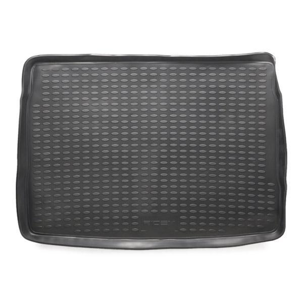 4731A0021 Kofferbakschaal Aantal: 1, Kofferruimte, Zwart, Rubber van RIDEX tegen lage prijzen – nu kopen!