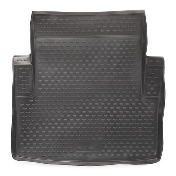 4731A0022 Dywanik bagażnika Bagażnik, czarny, Guma marki RIDEX w niskiej cenie - kup teraz!