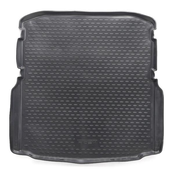 4731A0029 Kofferbakschaal Kofferruimte, Zwart, Rubber van RIDEX aan lage prijzen – bestel nu!