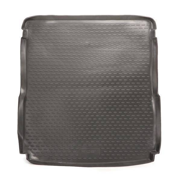 4731A0030 Luggage compartment liner Boot, Black, Elastomer from RIDEX at low prices - buy now!