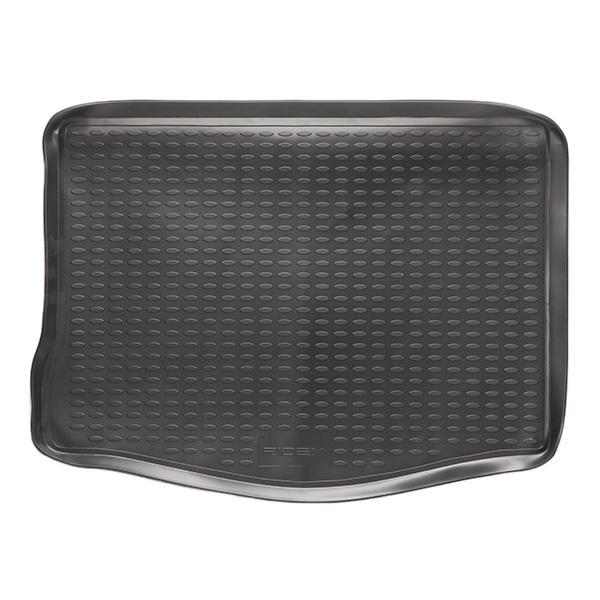 RIDEX 4731A0040 Kofferraumschale Kofferraum, schwarz, Gummi reduzierte Preise - Jetzt bestellen!