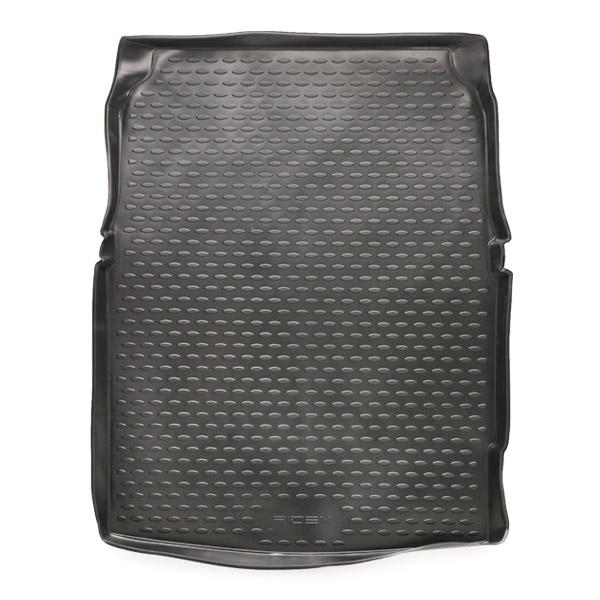 4731A0050 Luggage compartment liner Quantity: 1, Boot, Black, Elastomer from RIDEX at low prices - buy now!