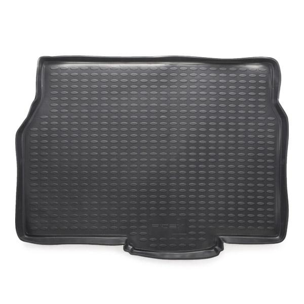 4731A0121 Bagagemattor Antal: 1, Bagageutrymme, svart, gummi, för fordon utan hållarinsats i bagageutrymmet från RIDEX till låga priser – köp nu!