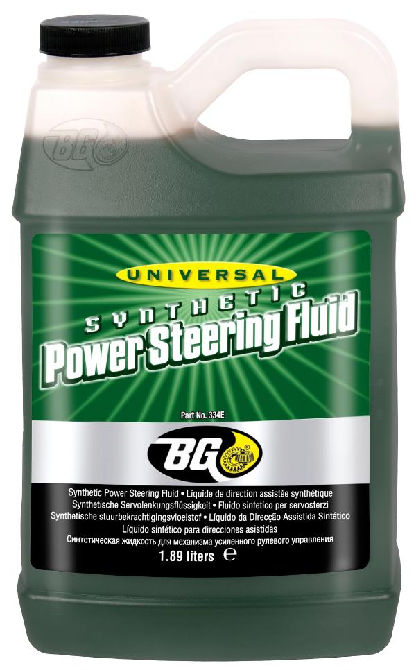 BG Products: Original Hydrauliköl für Servolenkung 334 ()
