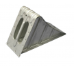 S100336200 Cunei bloccaruote Lamiera d'acciaio del marchio ALU-SV a prezzi ridotti: li acquisti adesso!