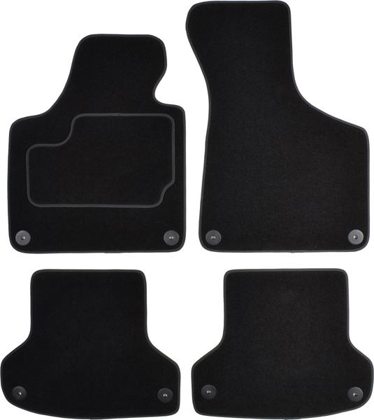 MAMMOOTH: Original Passgenaue Fußmatten A041 AUD75 PRM 01 ()