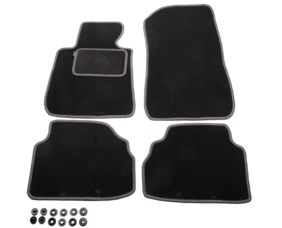 MAMMOOTH: Original Passgenaue Fußmatten A041 BM90 PRM 02 ()