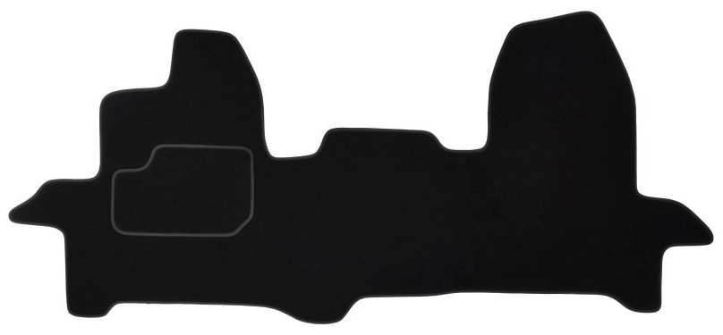 MAMMOOTH: Original Passgenaue Fußmatten A041 FOR350 PRM 01 ()
