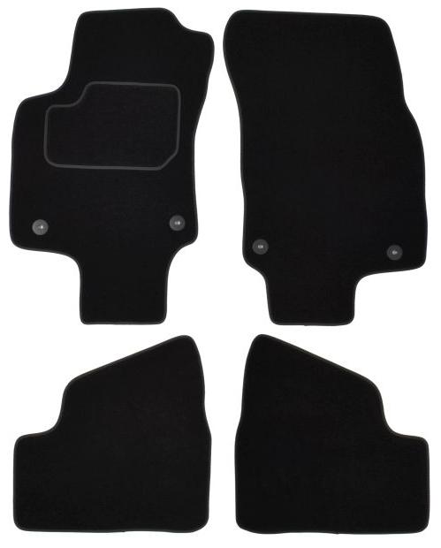 OE Original Passgenaue Fußmatten A041 OPL80 PRM 01 MAMMOOTH