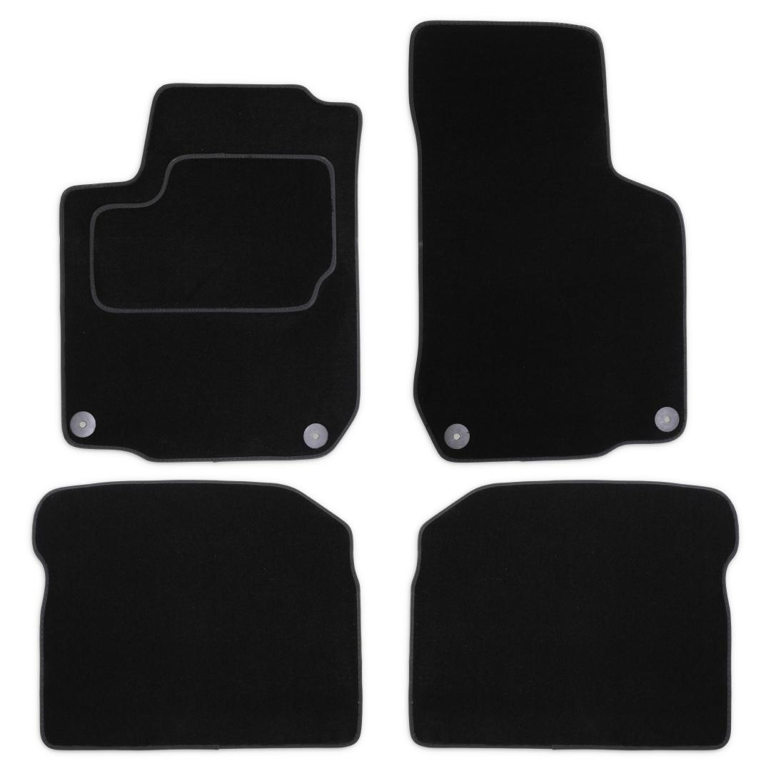 VW GOLF 2019 Passgenaue Fußmatten - Original MAMMOOTH A041 VW160 PRM 01
