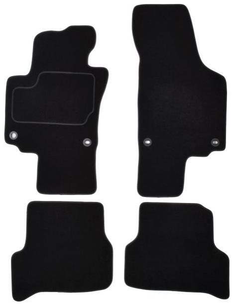 VW GOLF 2015 Passgenaue Fußmatten - Original MAMMOOTH A041 VW185 PRM 01