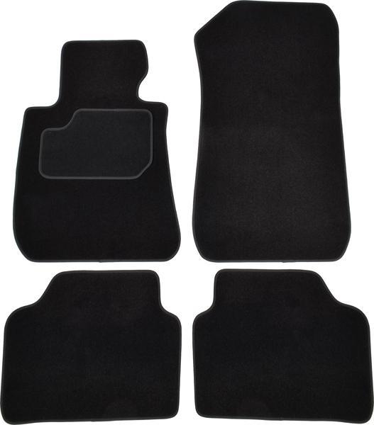 CUSTOPOL: Original Passgenaue Fußmatten BM90S ()