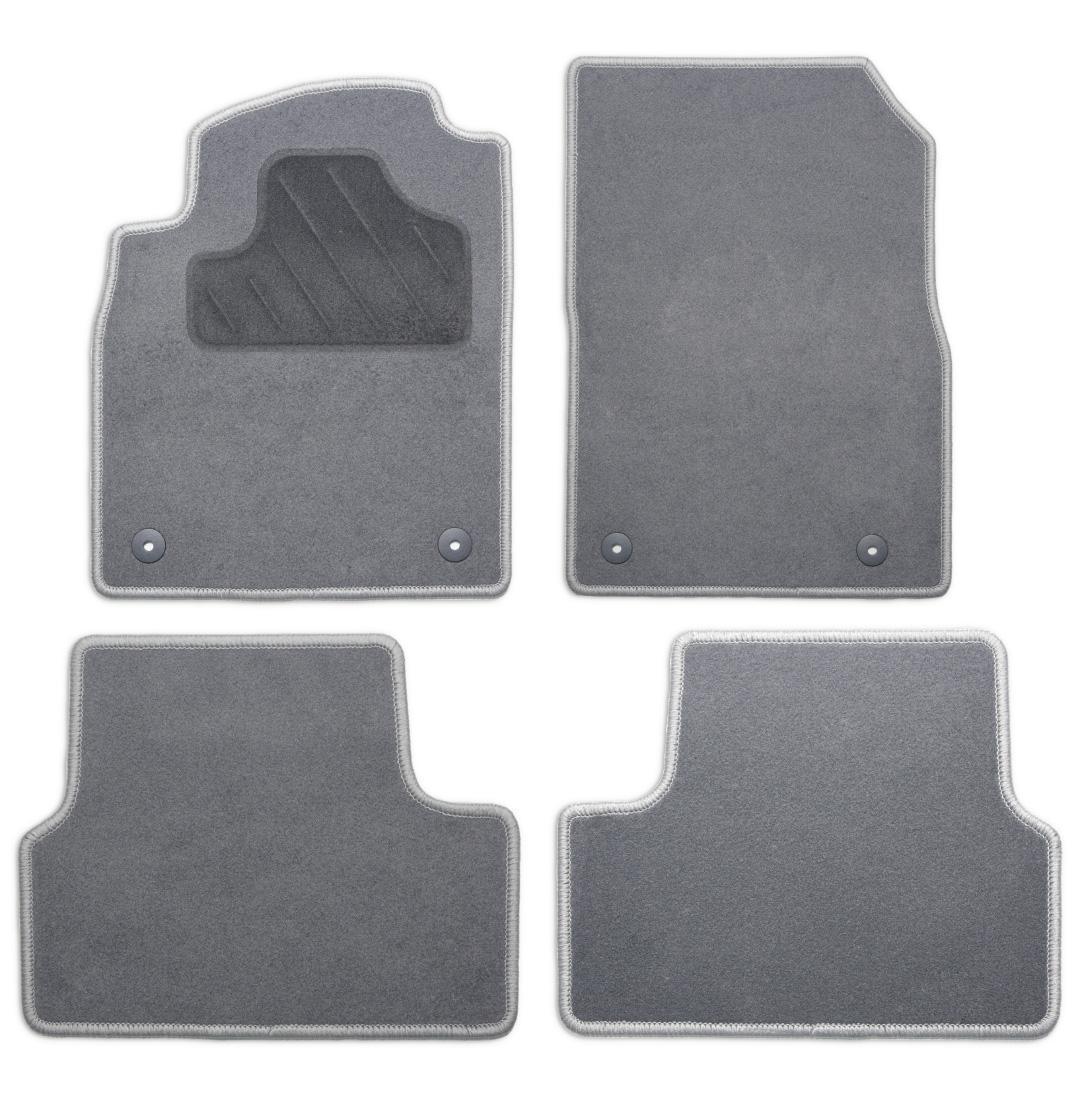 CUSTOPOL: Original Passgenaue Fußmatten OPL85S ()
