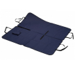 665-139875 Pet car seat covers Polyester, Dark Blue from EBI at low prices - buy now!
