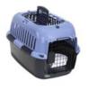 661-190180 Caisses et cages de transport pour chien pour voiture Matière plastique, Couleur: bleu EBI à petits prix à acheter dès maintenant !
