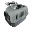 EBI 661-450802 Haustier Transportboxen Metall, Kunststoff, Größe: M-L, grau niedrige Preise - Jetzt kaufen!