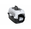 661-174586 Транспортна клетка за куче метал, пластмаса, Размер: M-L, цвят: черен от EBI на ниски цени - купи сега!